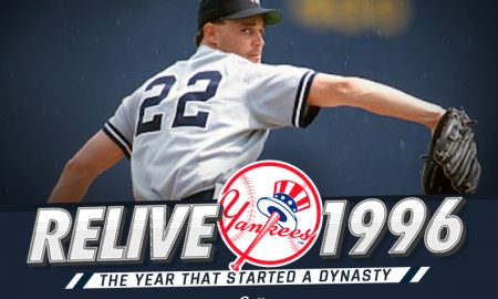 RELIVE 1996  Jimmy Key Yankees