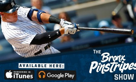Judgement Day - Bronx Pinstripes Show -Yankees Podcast