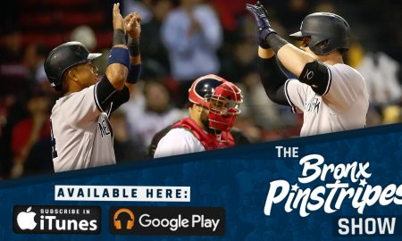 Wide Bronx Pinstripes Show Image
