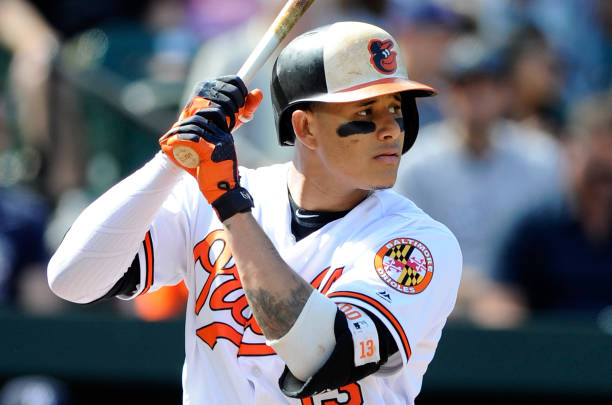 new product cf317 4a3c6 Report: Yankees have 'expressed interest' in Manny Machado