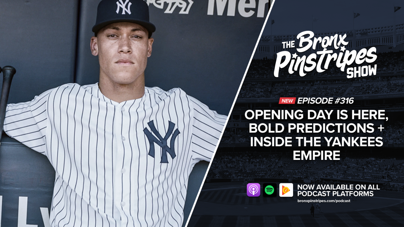 d743eb119f2 The Bronx Pinstripes Show - Yankees Podcast