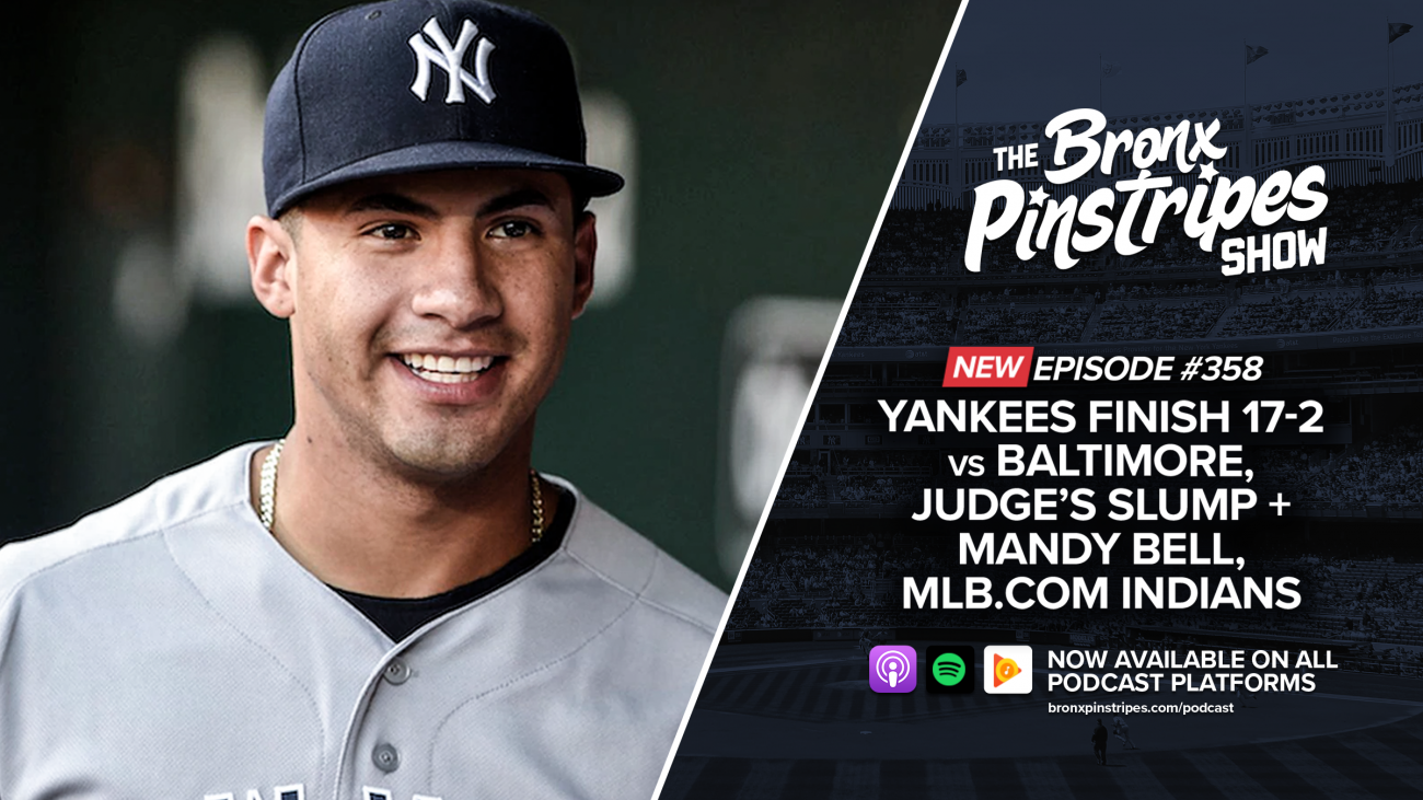 The Bronx Pinstripes Show - Yankees Podcast | Bronx