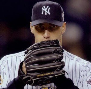 Pettitte struck out 10 but got his first loss of the season.