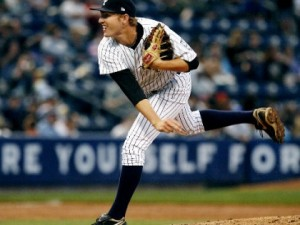 Bryan Mitchell had his worst start of the season for Charleston tonight (Photo: NY Daily News)