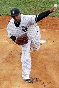 C.C. Sabathia has been the most reliable pitcher for the Yankees this year and they'll turn to him again today for a victory