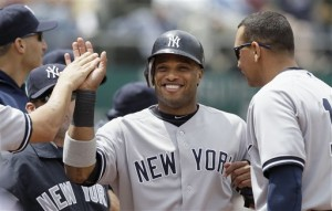 The Yankees are all smiles when they're crossing the plate after a home run. But the smiles seem to stop without them, as they can't seem to win unless they homer.