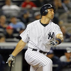 Raul Ibanez continues to come through in a big way for the Yankees offense