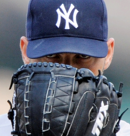 Everyone has been waiting to see this stare down since Andy Pettitte and the Yankees announced his comeback in March. The chance finally come this Sunday afternoon as Pettitte will return to the mound in pinstripes.